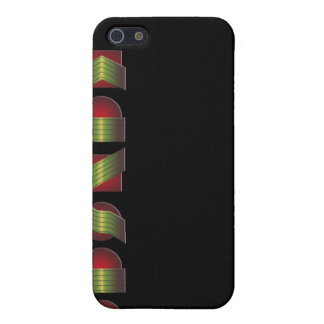 KANSAS (Point of Know Return Colors) Case For iPhone SE/5/5s