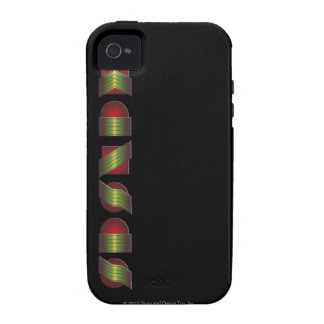 KANSAS (Point of Know Return Colors) Case-Mate iPhone 4 Cover