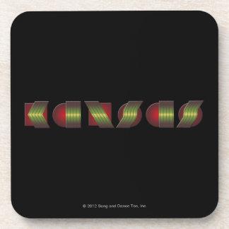KANSAS (Point of Know Return Colors) Coaster