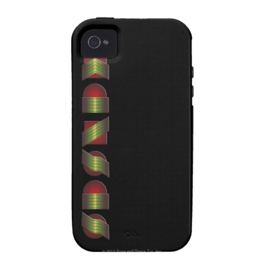 KANSAS (Point of Know Return Colors) iPhone 4 Case