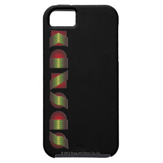 KANSAS (Point of Know Return Colors) iPhone 5 Covers