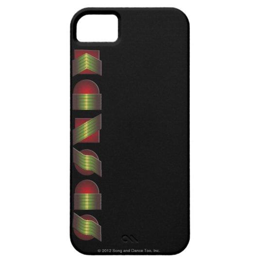 KANSAS (Point of Know Return Colors) iPhone SE/5/5s Case