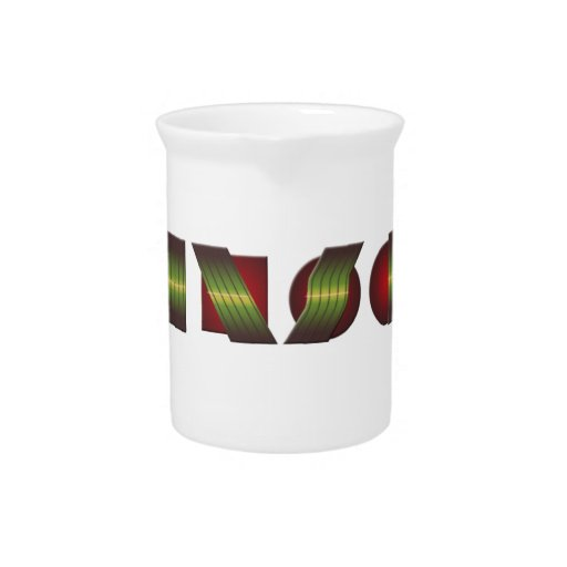 KANSAS (Point of Know Return Colors) Beverage Pitchers