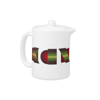 KANSAS (Point of Know Return Colors) Teapot
