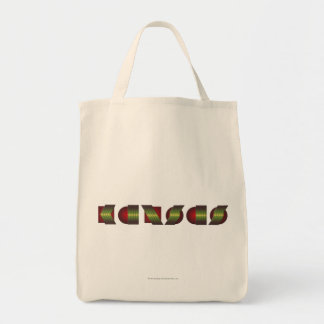 KANSAS (Point of Know Return Colors) Tote Bag