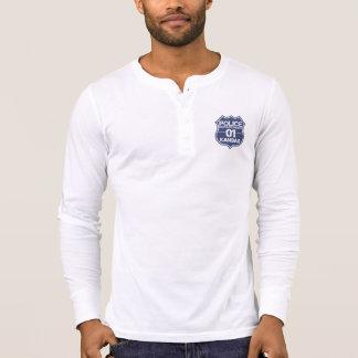 Kansas Police Department Shield 01 T-Shirt
