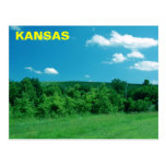Kansas Postcard by David M. Bandler