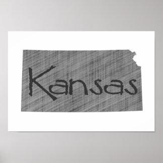 Kansas. Poster