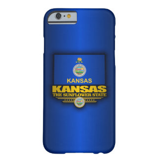 Kansas Pride Barely There iPhone 6 Case