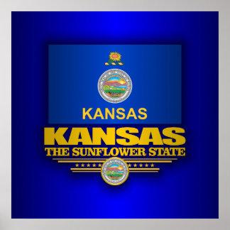 Kansas Pride Poster