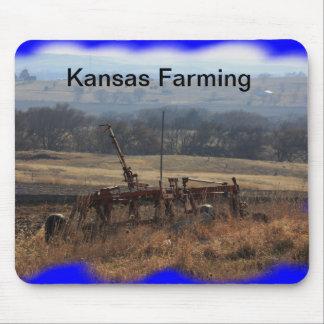 Kansas que cultiva el COJÍN de RATÓN Tapete De Ratón