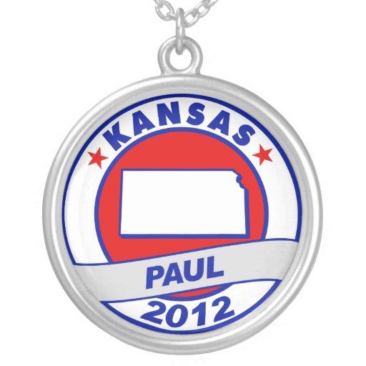 Kansas Ron Paul Colgante
