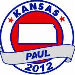 Kansas Ron Paul Photo Cutout