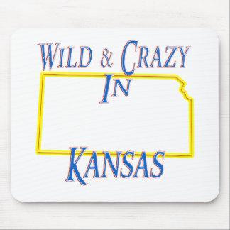 Kansas - salvaje y loco tapete de raton