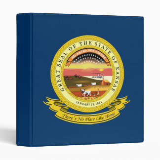 Kansas Seal Binder