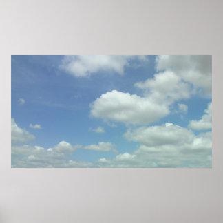 Kansas Skies Poster