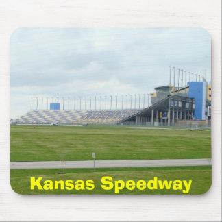 Kansas Speedway Mousepad