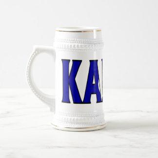 Kansas Stein Tazas De Café