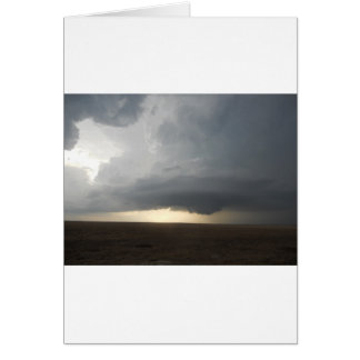 Kansas Storm Card