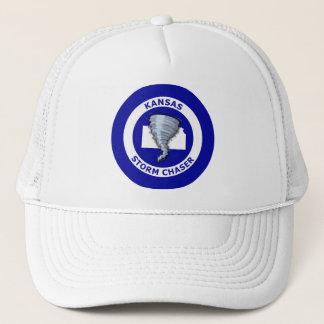 Kansas Storm Chaser Trucker Hat
