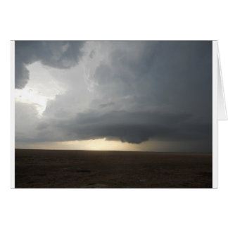 Kansas Storm Greeting Card