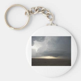 Kansas Storm Keychain