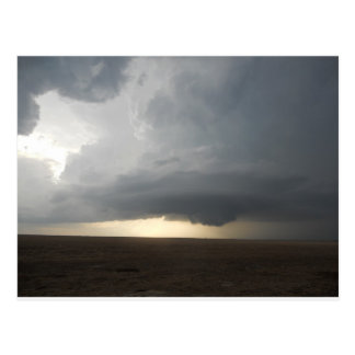 Kansas Storm Postcard
