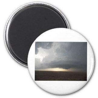 Kansas Storm Refrigerator Magnet