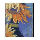 Kansas Sunflowers iPad Folio Cases