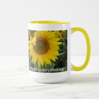 Kansas Sunflower's Ringer MUG