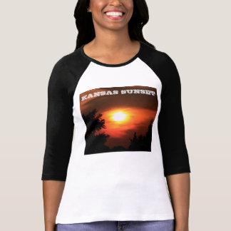 Kansas Sunset T-Shirt