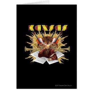 KANSAS - Symphony Logo Cards