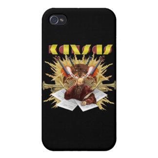 KANSAS - Symphony Logo iPhone 4/4S Case