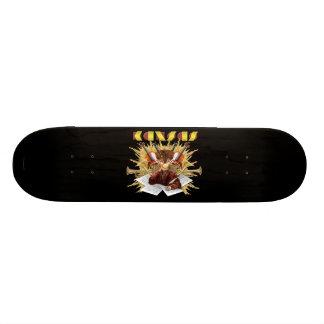 KANSAS - Symphony Logo Skateboard Deck