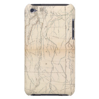 Kansas, Texas, Indian Territory Barely There iPod Case