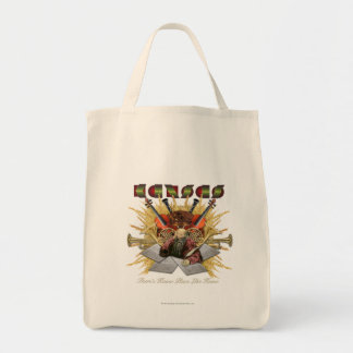 KANSAS - There's Know Place Like Home Canvas Bag