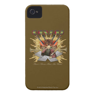 KANSAS - There's Know Place Like Home iPhone 4 Cover