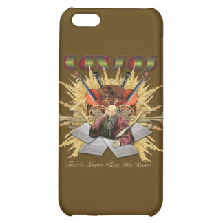 KANSAS - There's Know Place Like Home iPhone 5C Covers