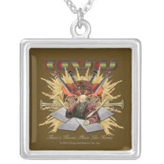 KANSAS - There's Know Place Like Home Necklace