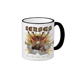 KANSAS - There's Know Place Like Home Ringer Coffee Mug