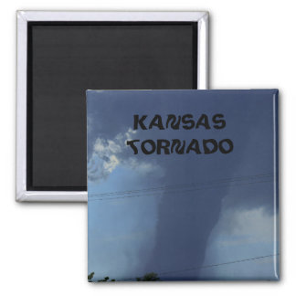 Kansas Tornado MAGNET