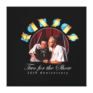 KANSAS - Two for the Show (Anniversary) Canvas Print