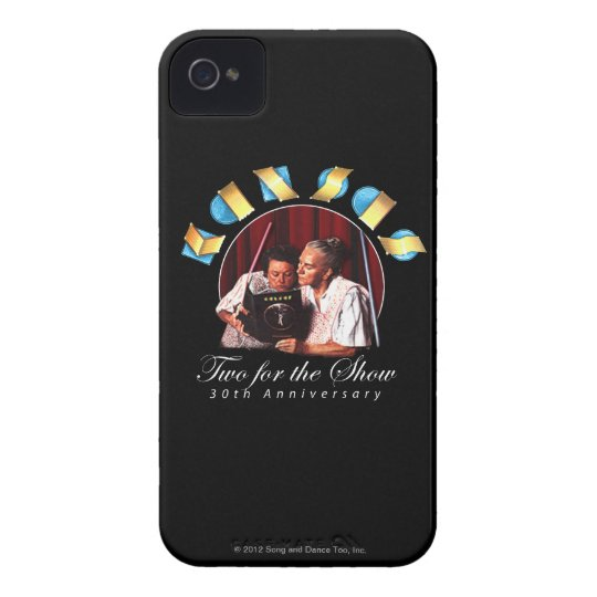 KANSAS - Two for the Show (Anniversary) iPhone 4 Cover