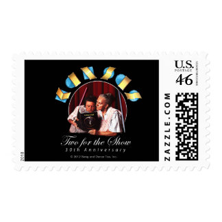 KANSAS - Two for the Show Anniversary Postage