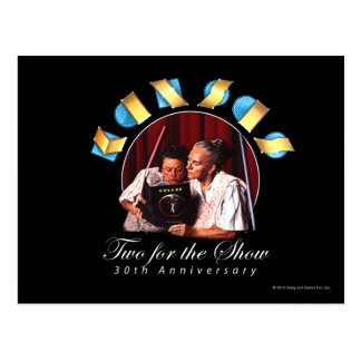 KANSAS - Two for the Show Anniversary Postcard