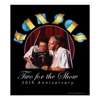 KANSAS - Two for the Show (Anniversary) Print