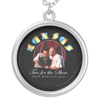 KANSAS - Two for the Show (Anniversary) Silver Plated Necklace