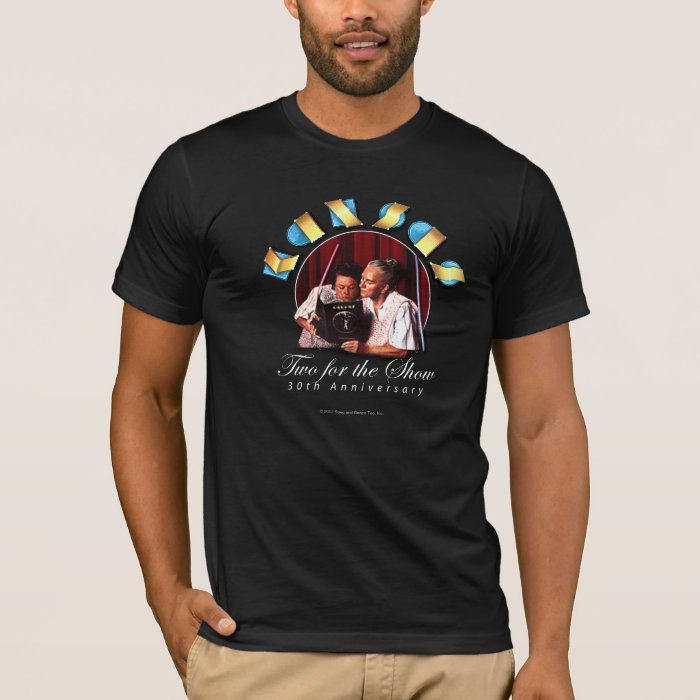 KANSAS - Two for the Show (Anniversary) T-Shirt