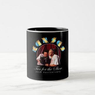 KANSAS - Two for the Show (Anniversary) Two-Tone Coffee Mug