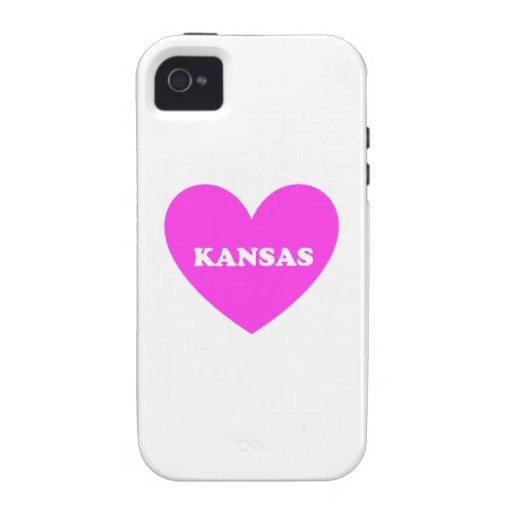 Kansas Vibe iPhone 4 Fundas